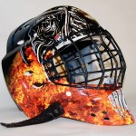 Goalie Helmet Wrap