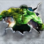 The Hulk Custom Design