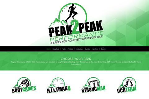 peak-2-peak-graphic-design-website