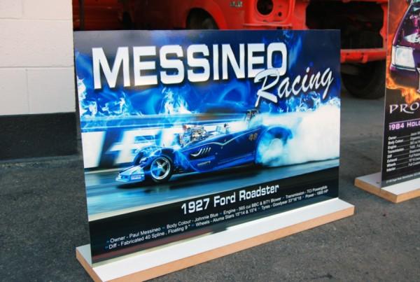 Pro Paintz 600mm x 900mm Composite Panel Sign