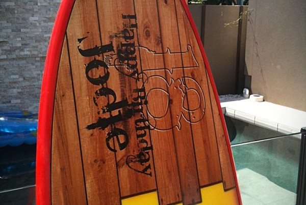 Surfboard Graphics