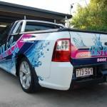 Vehicle Signs Sunshine Coast