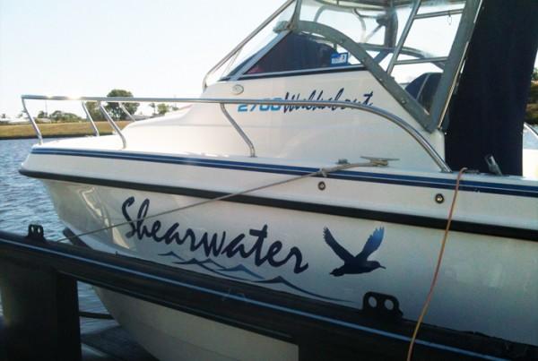 boat-signage-sunshine-coast