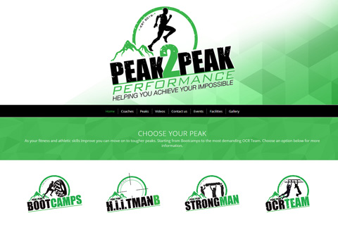peak-2-peak-graphic-design-website