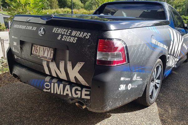 car wrap caloundra