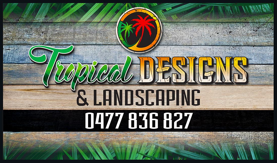 tropical designs & landscaping