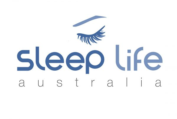 logo design sleep life australia